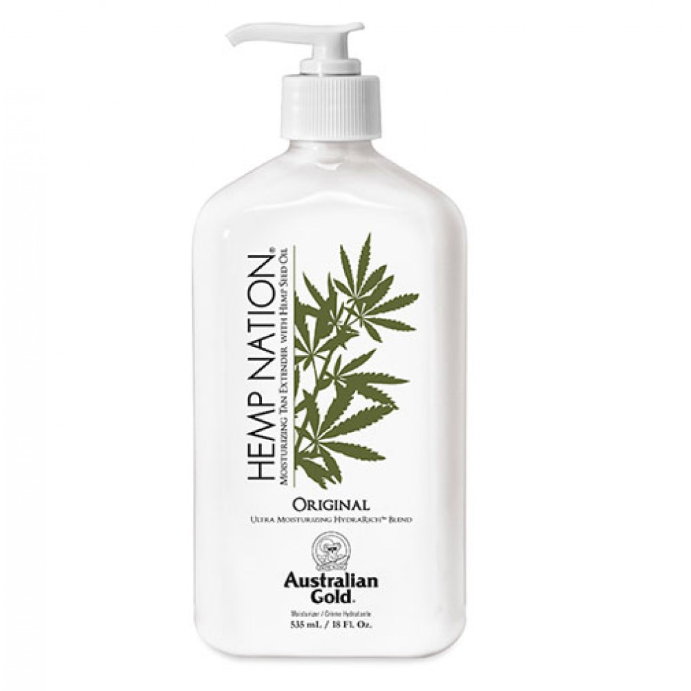 Крем для тела оригинал Australian Gold Hemp Nation Original Body Lotion