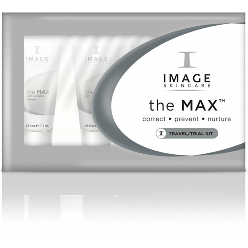 Пробный набор The Max Stem Cell Travel Image Skincare