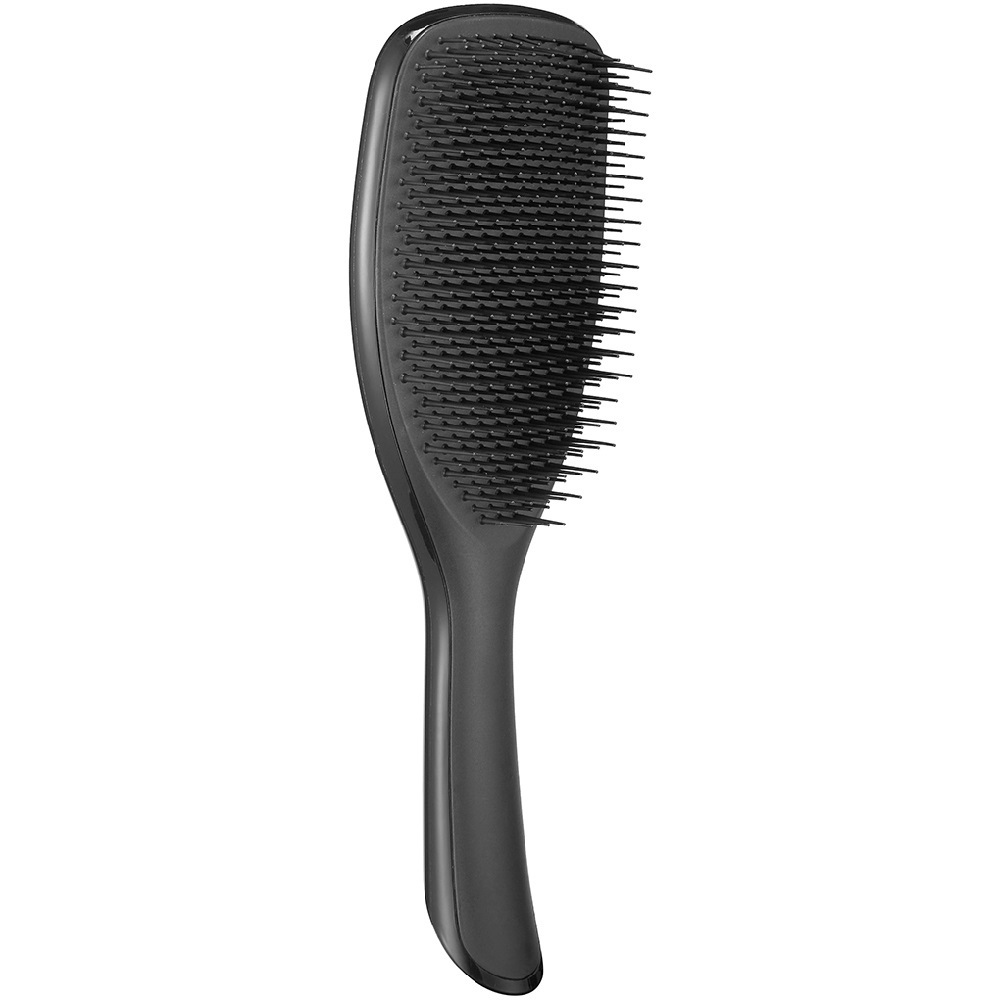 Расческа Tangle Teezer The Large Wet Detangler Black Gloss Big большая
