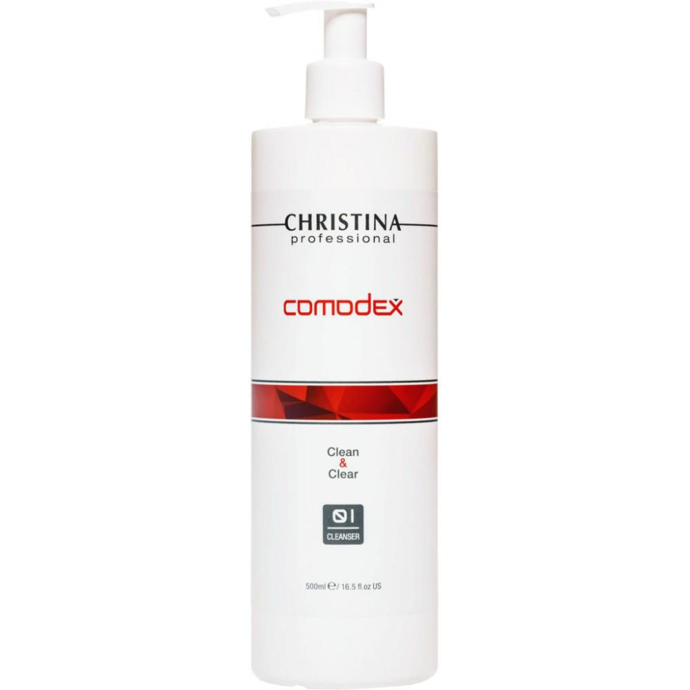 Очищающий гель Christina Comodex Clean & Clear Cleanser