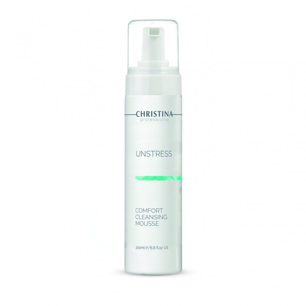 Очищающий мусс Christina Unstress Comfort Cleansing Mousse