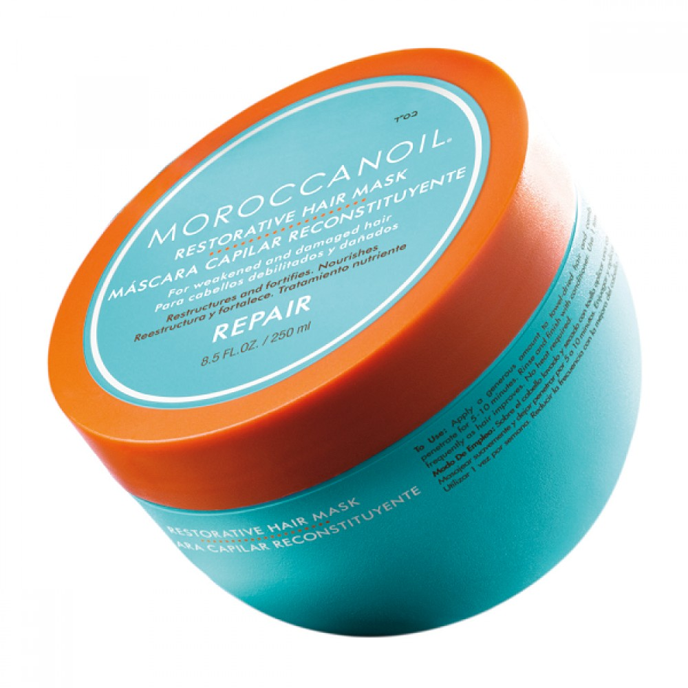 Восстанавливающая маска для волос Moroccanoil Restorative Hair Mask